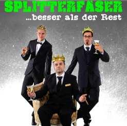 CD-Cover Splitterfaser, Besser Als Der Rest