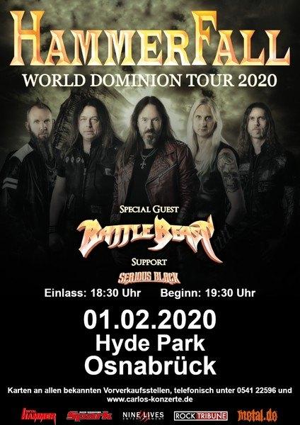 World Dominion Tour