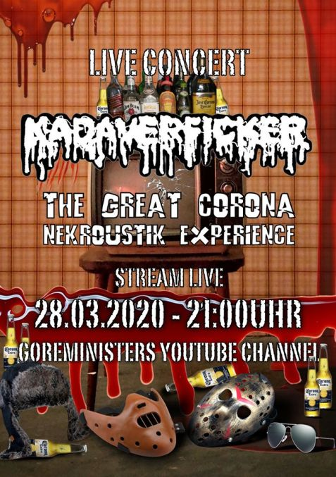 The Great Corona Nekroustik Experience