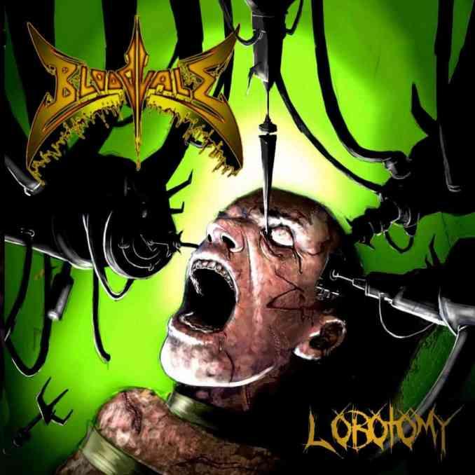 CD-Cover Bloodvale, Lobotomy