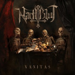 CD-Cover Nachtblut Vanitas