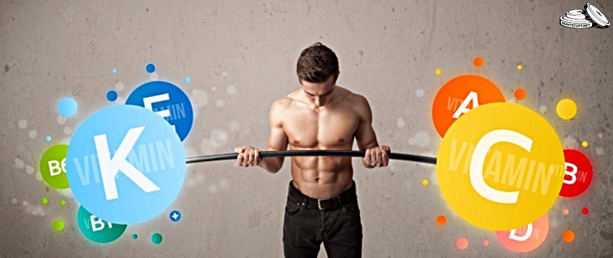 Роль витаминов и минералов в спорте