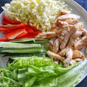healthy-kebab-roll-wrap-ingridients