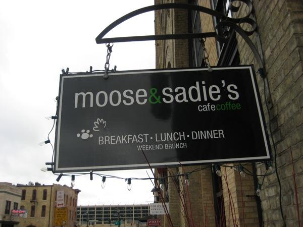 moose and sadie s