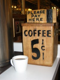5 Cent Coffee at Wall Drug - The Heavy TableThe Heavy ...
