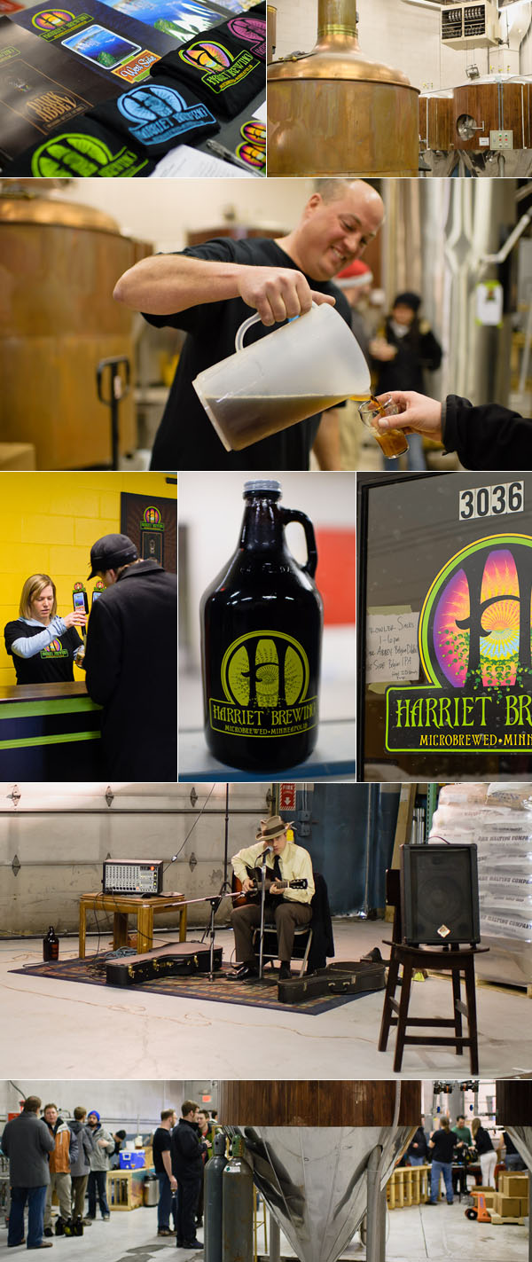 Dark Abbey Day at Harriet Brewing  The Heavy TableThe