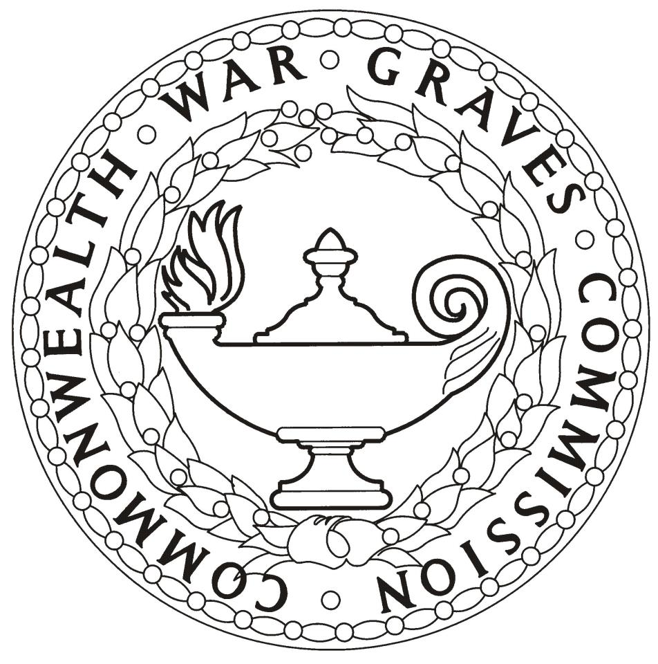 Assynt Anson Crash War Graves Commission work party on