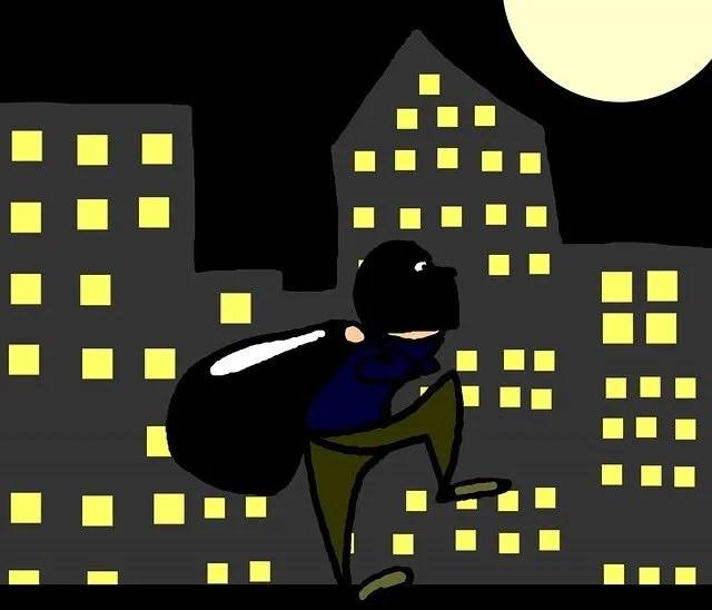 גנב בלילה