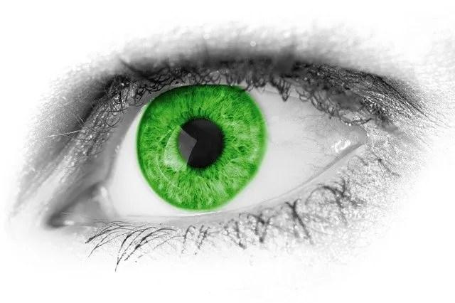 עין ירוקה