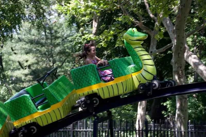 לונה פארק בקווינס ניו יורק