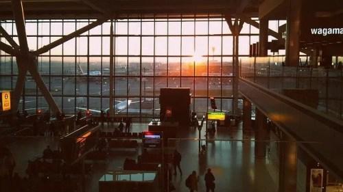 שדה תעופה טרמינל נוסעים