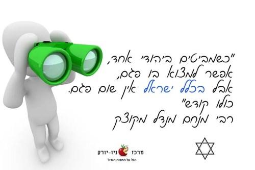 ביהודי אין שום פגם
