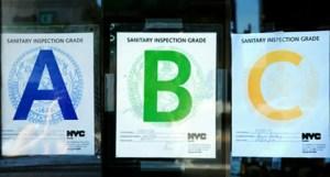ציון למסעדות בניו יורק