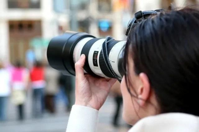 צלם מצלם צילום בקורס
