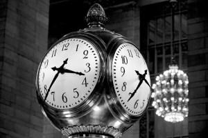 השעון בגרנד סנטרל