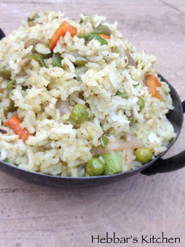 Indian Green Beans Hebbar S Kitchen