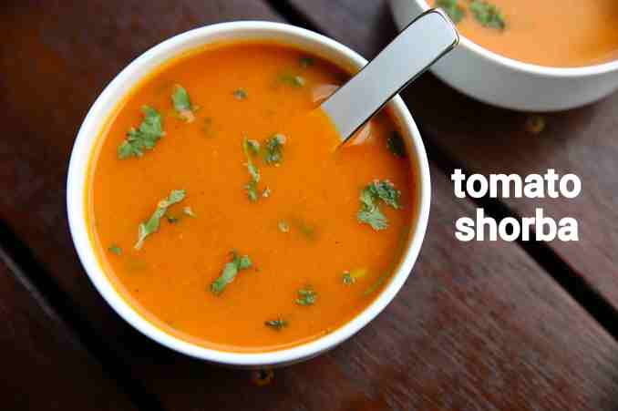 tomato shorba recipe | tamatar shorba | tamatar dhania ka