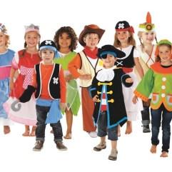 Verkleedkledij kinderen