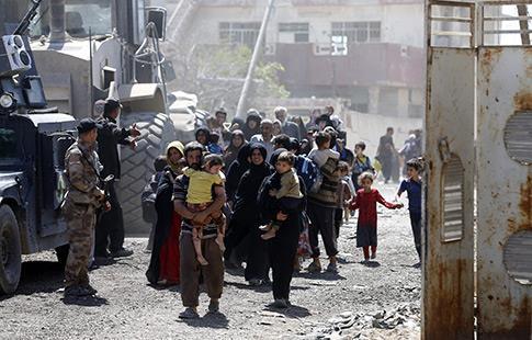 Iraq : A quand la libération de Mossoul ?