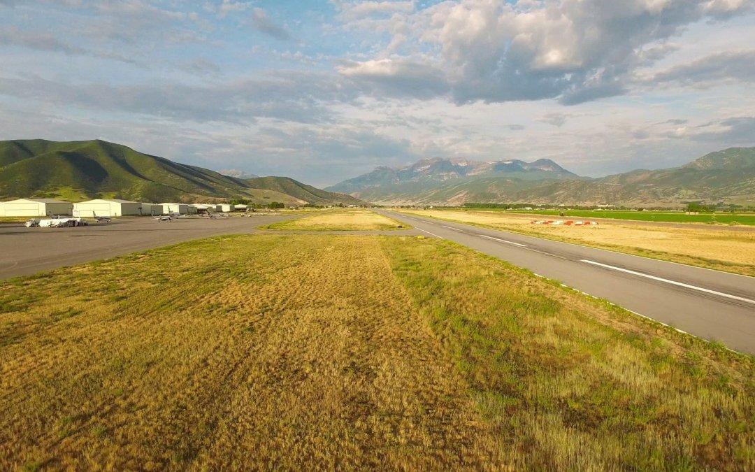 Heber Airport Runway
