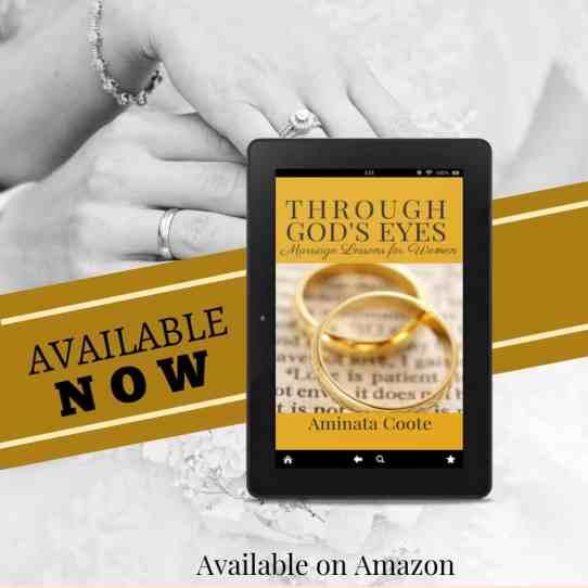 Through Gods Eyes book, available on Amazon