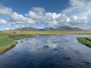 Hills of South Uist