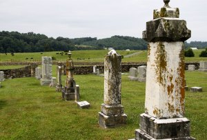 Hebron Lutheran Church Cemetery in Madison, Virginia