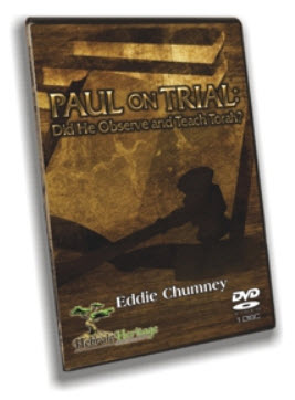 Paul on Trial ~ DVD