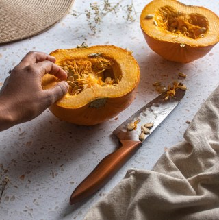 How To Cook Pumpkin – Roasted