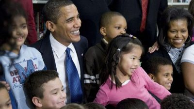 Obama and early childhood education