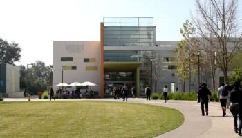 Rio Hondo College, a community college near Los Angeles.