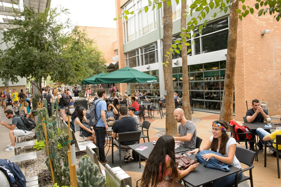 Arizona State University is striving to become a model of how higher education can solve many of its problems.