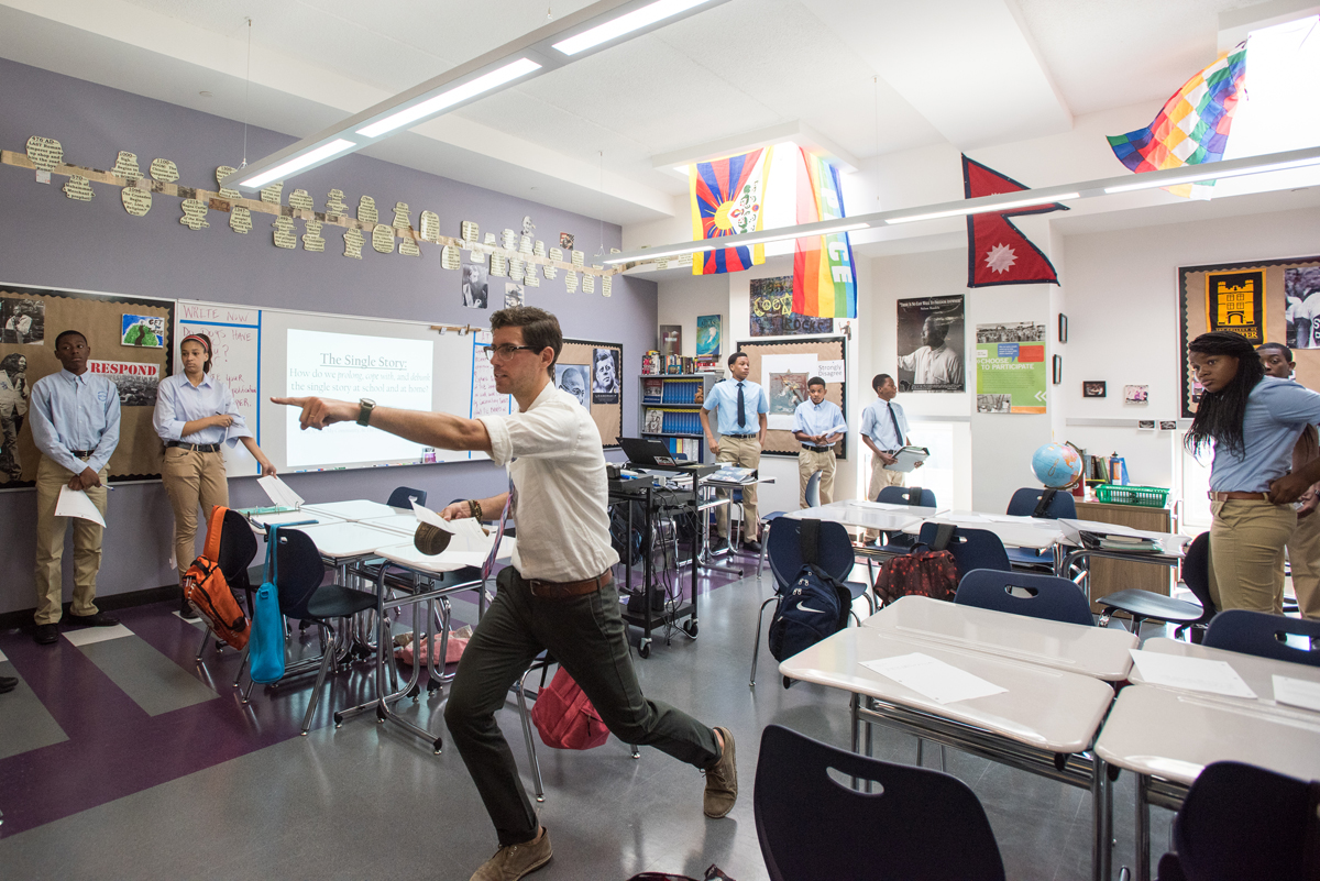 The Lesson Plan For A New School Teaching Joyous Service