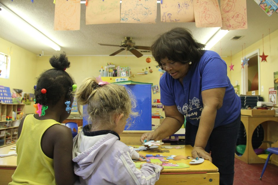 Racism in early childhood education