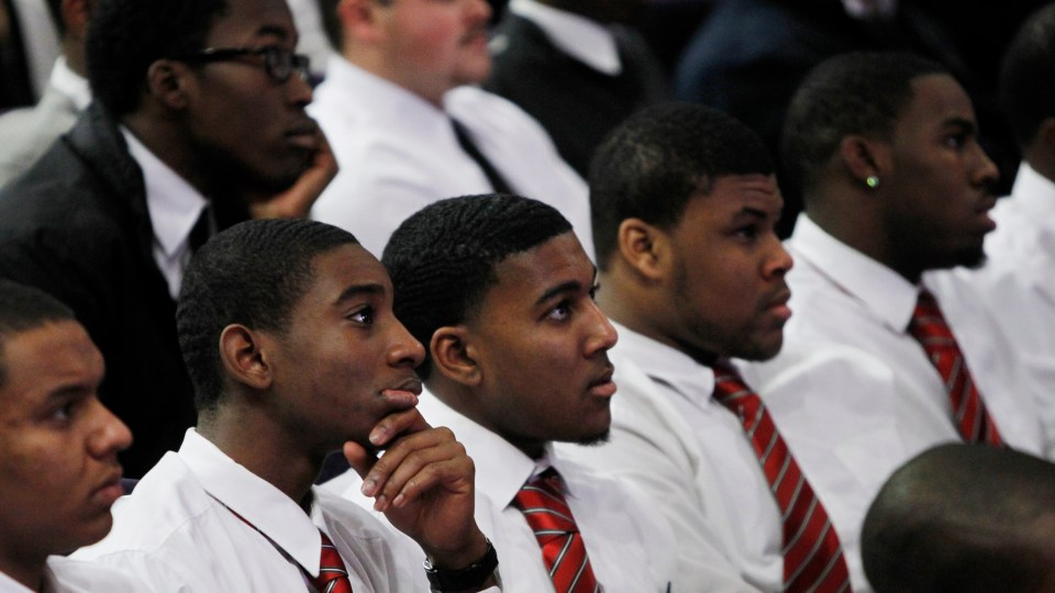 black male teachers