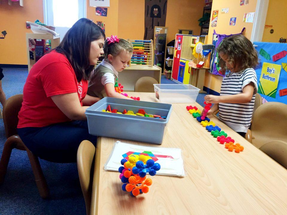 Louisiana early childhood education