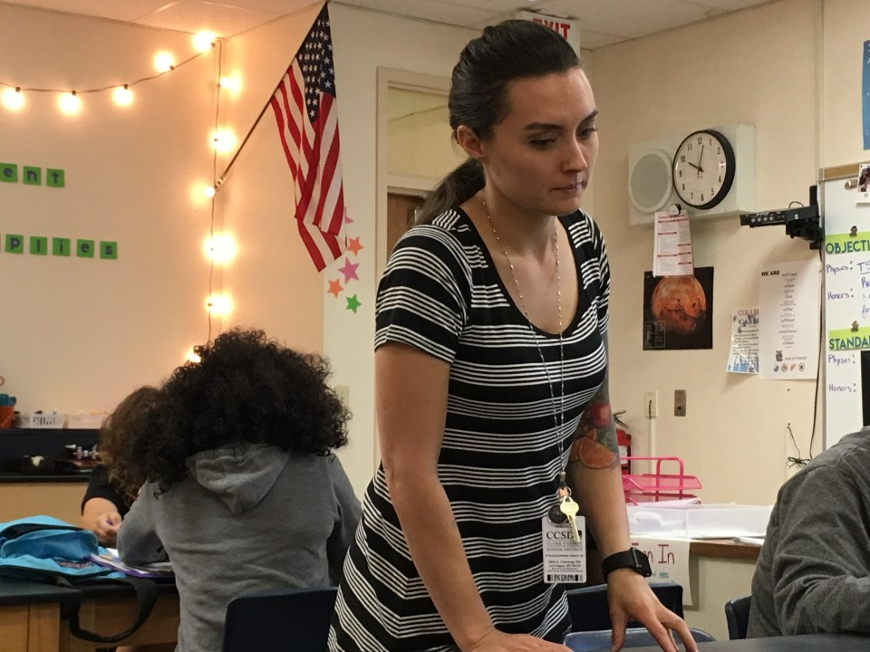 las vegas teacher shortage