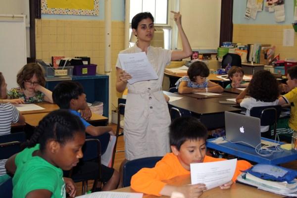 Oyster-Adams Bilingual School