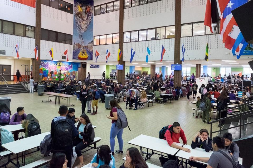 Benito Juarez Community Academy