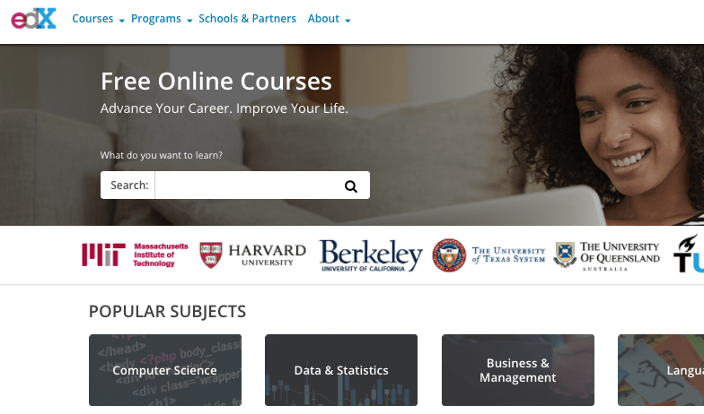 Microsoft, Linux and other employers have teamed up with edX,a collaboration started by Harvard and MIT to provide online courses, which are easier to keep updated than conventional university courses in fast-changing fields such as tech.