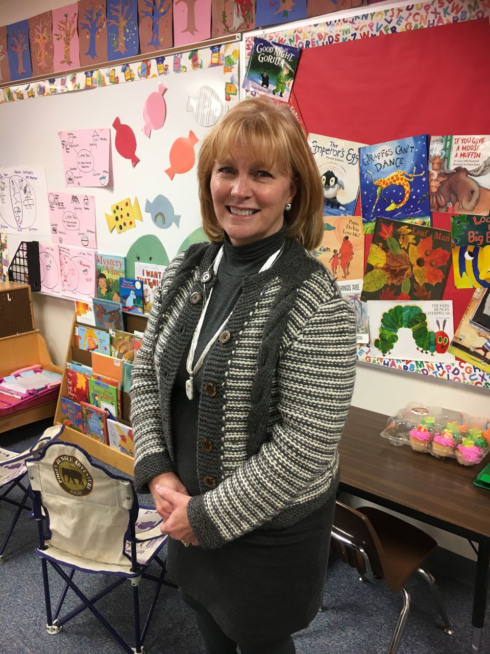 Brenda S. Van Gorder is the director of the Granite School District's preschool program, which is experimenting with pay-for-success funding.