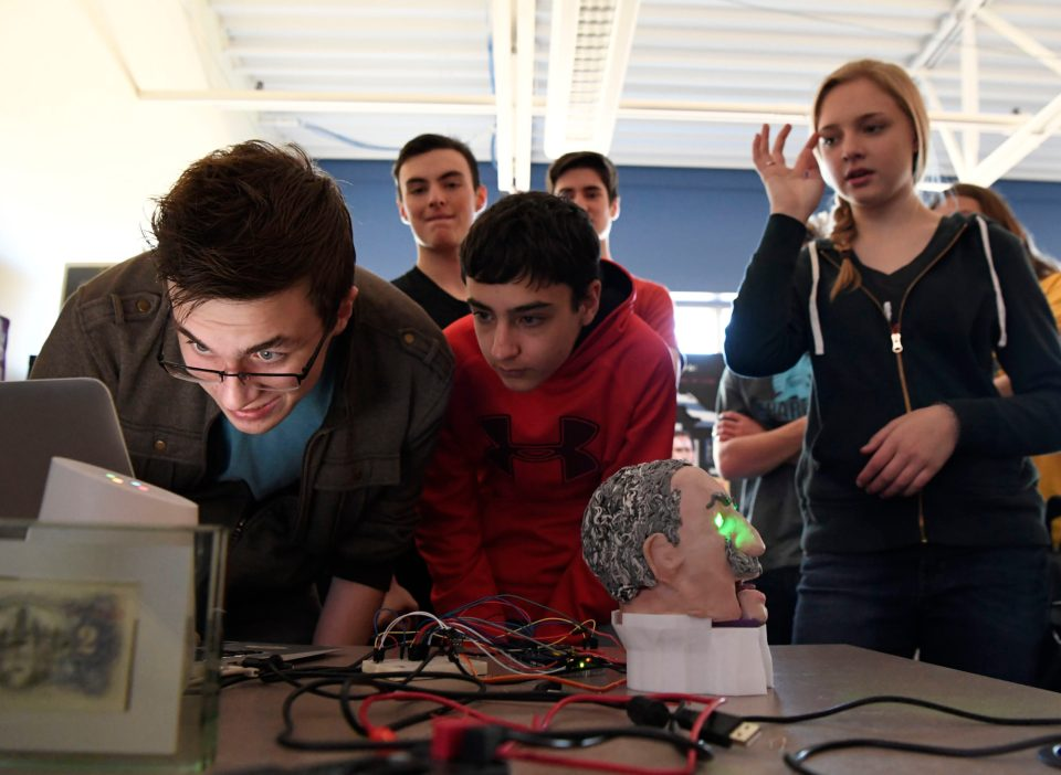 schools preparing students for the future