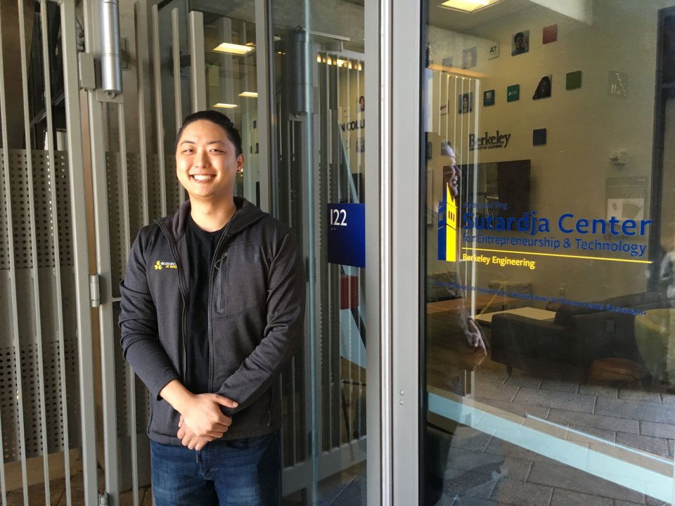 The appeal of blockchain for people like Cliff Ahn, a UC Berkeley senior, extends far beyond the opportunity for well-paying jobs upon graduation.