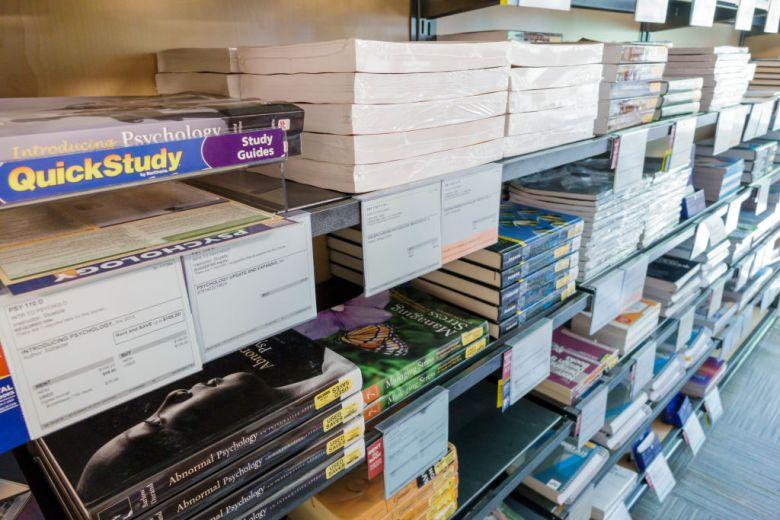 Textbook prices