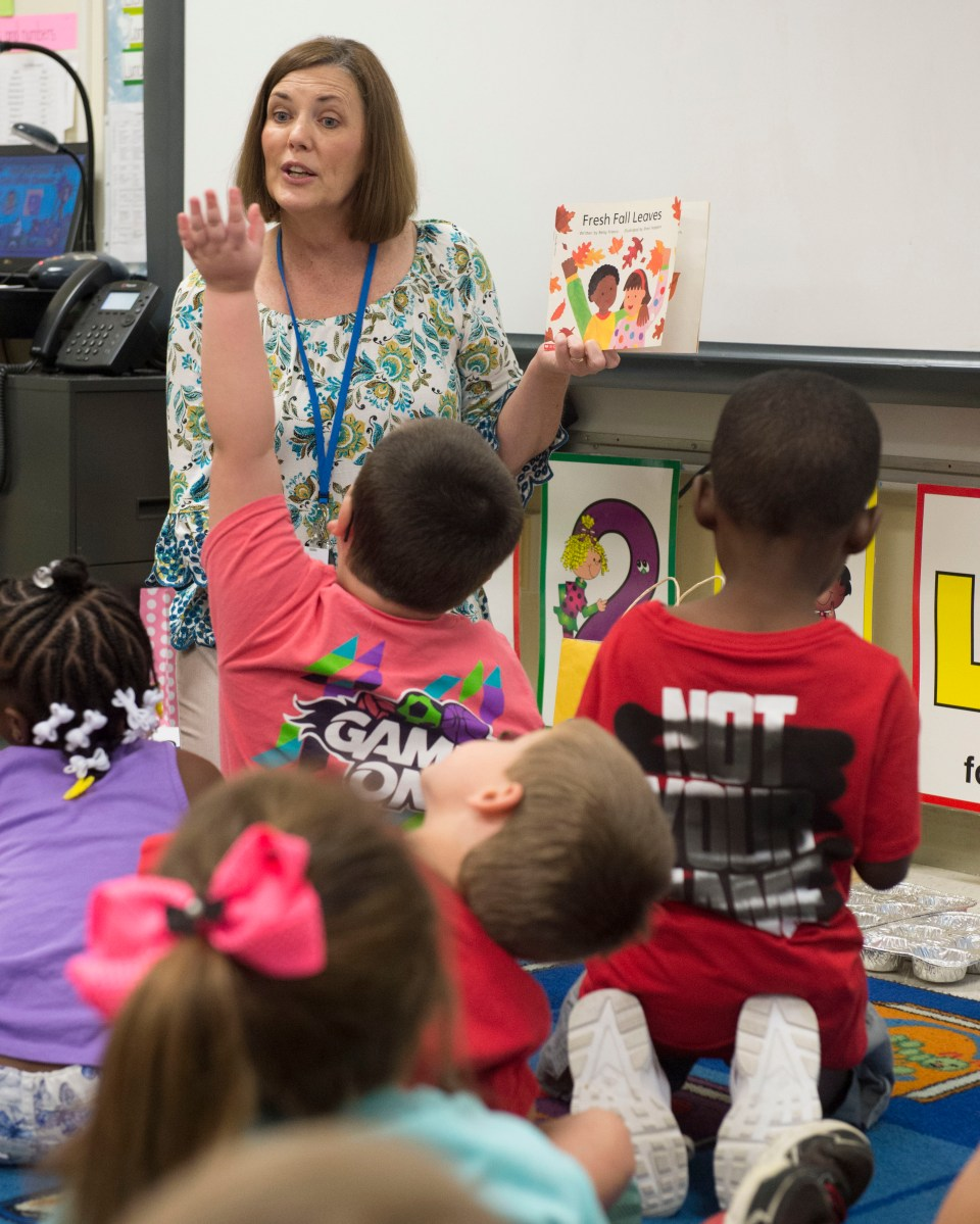 Mississippi early childhood education