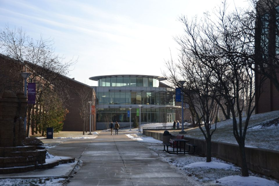 Harper College, a community college in Illinois working to increase its number of graduates.