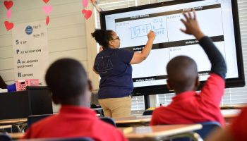 teaching in New Orleans