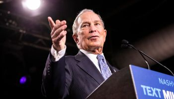 Michael Bloomberg education