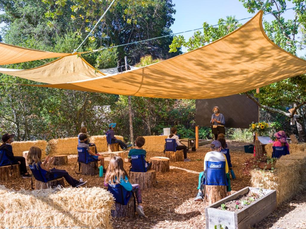 Covid classrooms