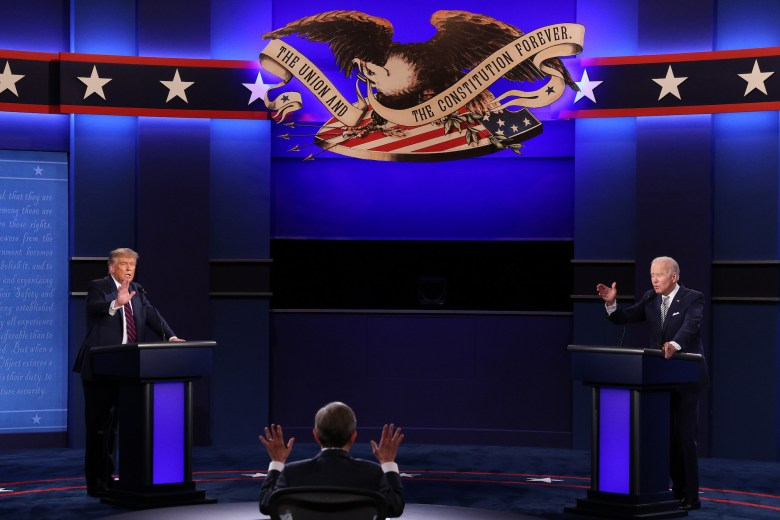 The First Presidential Debate Showed Our Leaders Are Not Acting That Way